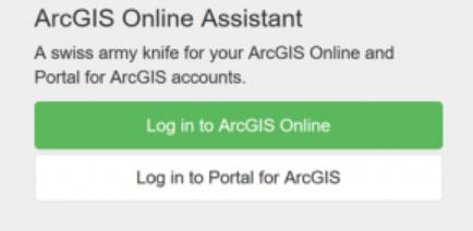 Dupliquer vos Story Maps et autres Web Mapping Applications dans ArcGIS Online