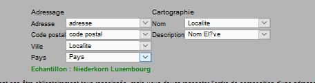 ArcGIS Online – Géocoder des adresses