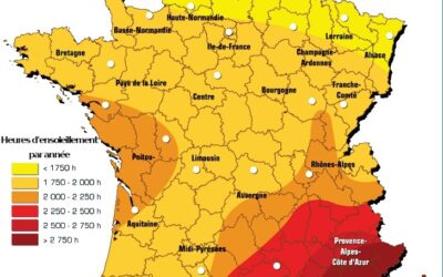 Le développement du tourisme à Calais en lien avec l'hydrographie, l'ensoleillement, le climat