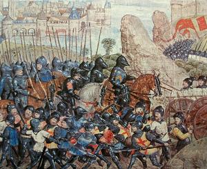 Témoin / spécialiste: la prise de Calais par les Anglais