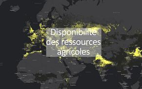 Texte pour décrire des répartitions spatiales et des occupations du sol – Les cultures céréalières