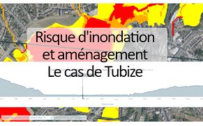 Atouts et contraintes de l'environnement vis-à-vis des aménagements pour se prémunir des inondations à Tubize