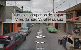 Annoter une carte et texte pour décrire des foyer de population, des croissances et des organisations spatiales urbaines