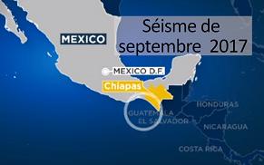 Annoter une carte et rédiger un texte pour décrire et expliquer le risque sismique (Mexique, septembre 2017)