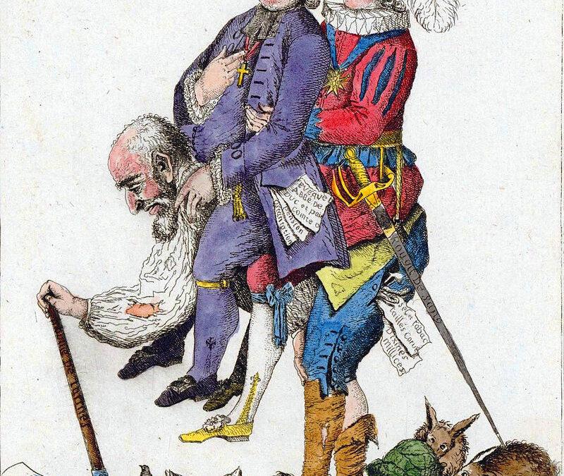Droits et libertés – Situer dans le temps la révolution Belge (compléter une représentation) (4e)