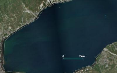 * Annoter une vue et rédiger un texte – Décrire les espaces affectés par le tsunami de Palu – Septembre 2018