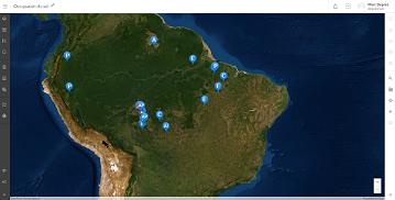 ArcGIS Online – Nouvelle interface de visualisation des cartes
