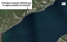 Risques naturels – Les espaces affectés par le tsunami de Palu en septembre 2018 (4e)