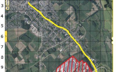 L'évolution des fonctions résidentielle, agricole et industrielle à Diest