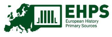 EHPS – LA bibliothèque des dépôts numériques européens