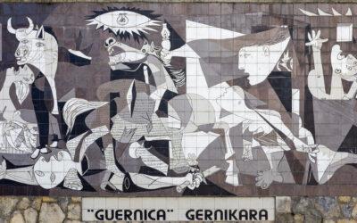 Héritages culturels – Situer dans le temps – Contextualiser une œuvre d'art – Guernica (4e)