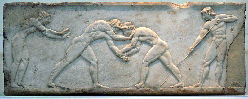 Lire une trace du passé / Exploiter des sources historiques sur les jeux olympiques