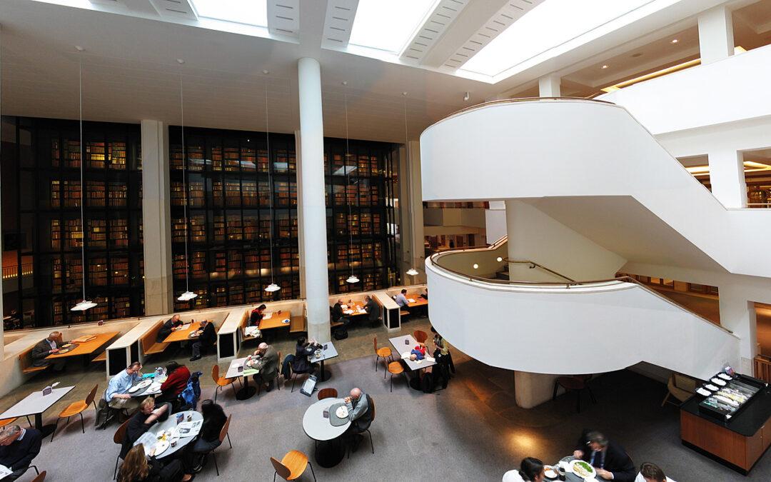 Bibliothèque nationale britannique