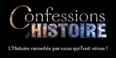 Les confessions d'histoire