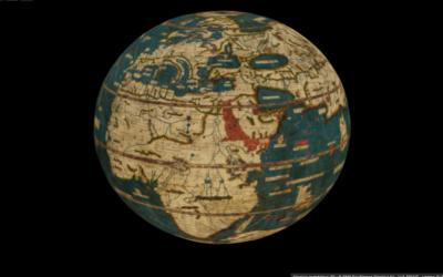 Globes numérisés en 3D