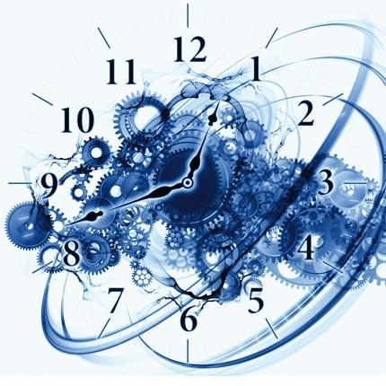 Utilisation de repères et de représentation du temps