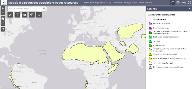 Pourquoi utiliser des SIG dans la formation géographique?