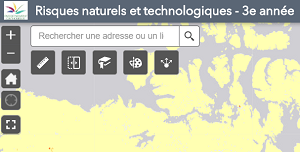 Créer un atlas numérique élaboré – Web AppBuilder – Réservé aux comptes d'entreprise