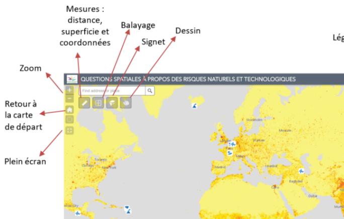 Atlas numérique interactif du programme de géographie (2018)