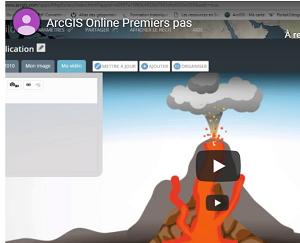 ArcGIS Online – Premiers pas