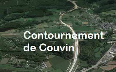 Aménagement du territoire – Atouts et contraintes vis-à-vis du contournement de Couvin (6e)