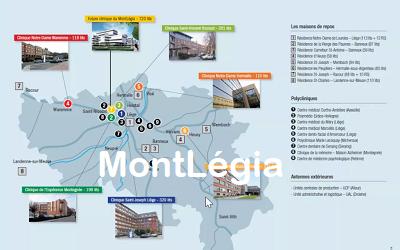 Exemple d'aménagement du territoire – Aménagement de la clinique du MontLégia