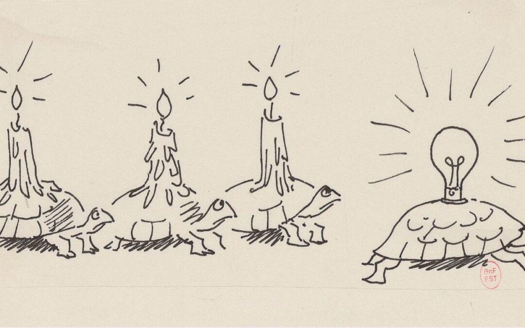 Wolinski- caricatures