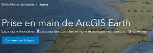ArcGIS Earth – Prise en main
