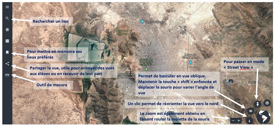 Google Earth Online