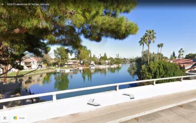 ** Annoter une vue pour mettre en évidence des occupations du sol – Le cas des usages de l'eau à Phoenix (AZ) et ailleurs