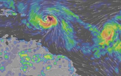 Conditions météorologies en temps (quasi) réel – Ventusky