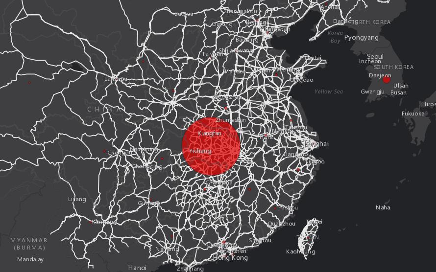 Illustrer le concept de vulnérabilité par le cas de la diffusion du coronavirus en Chine (début 2020)