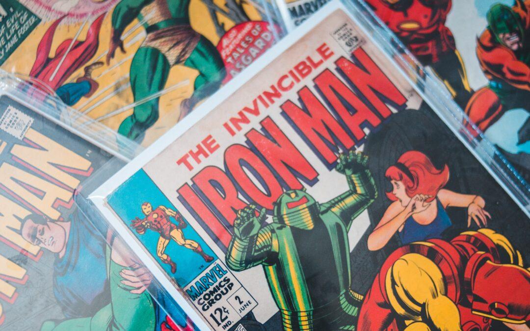Héritages culturels – Situer dans le temps des supers héros (4e)