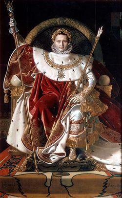 Analyser une caricature-Le temps des révolutions-Napoléon par J. Gillray