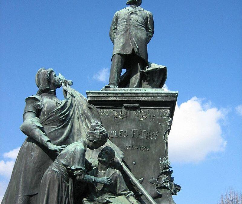 Analyser un document historique – Les raisons de la colonisation-J. Ferry