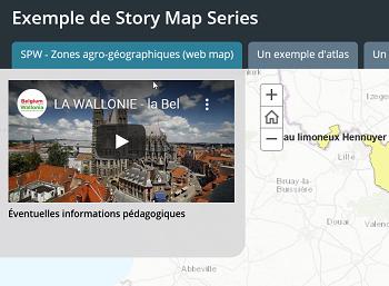 ArcGIS Online – Création d'applications Web pour diffuser en quelques minutes des cartes et n'importe quel contenu en ligne