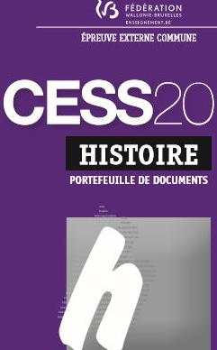 Informations CESS Histoire 2021