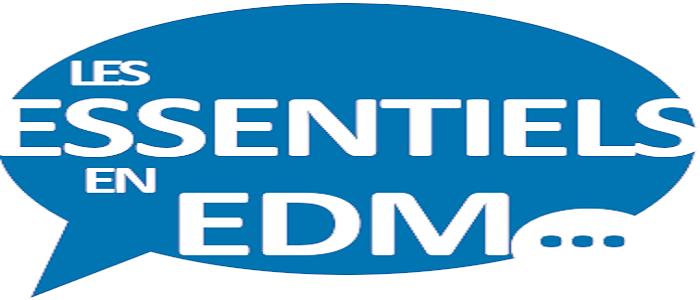 Les essentiels en EDM – Année 2020-2021