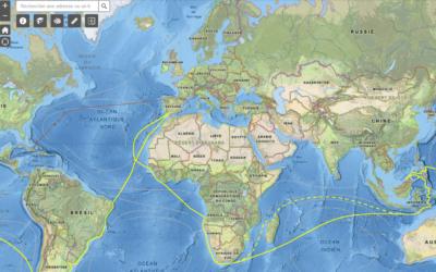 Atlas numérique historique