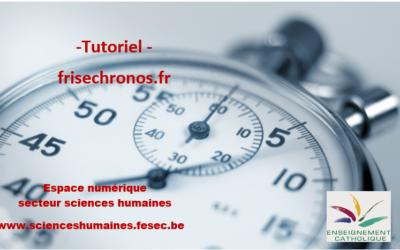 Frisechronos : Le tutoriel