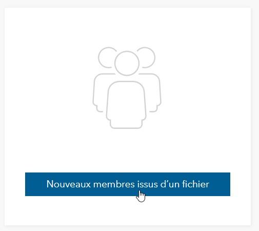 Créer des comptes pour les élèves dans ArcGIS Online
