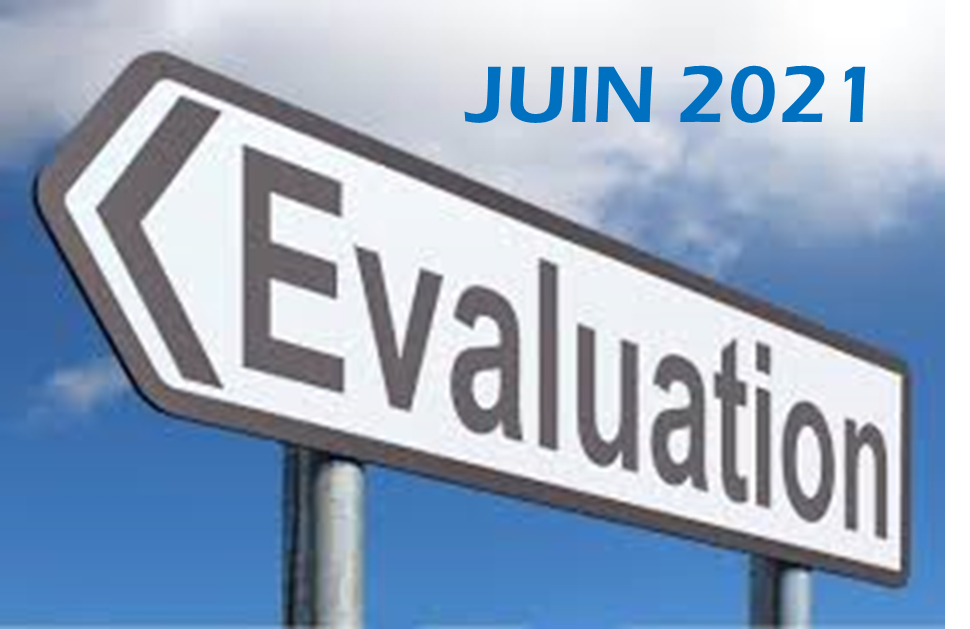 Evaluation juin 2021 – Derniers jours pour passer la commande