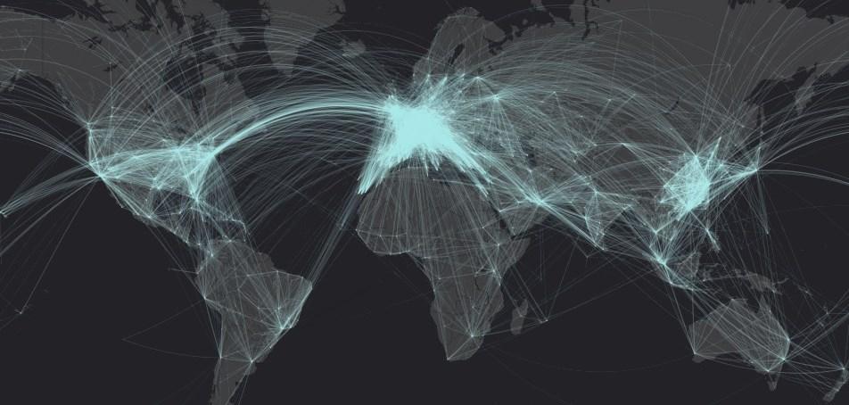 Risques naturels, flux de personnes et mondialisation – Le cas de la diffusion de pandémies (3e,4e et 5e)