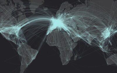 Annoter une carte, rédiger un texte pour décrire et expliquer une dynamique et apprécier la qualité d'une carte – Le cas de la diffusion de pandémies
