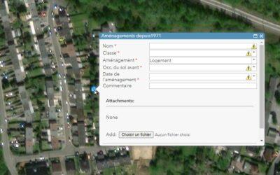 Créer une carte collaborative avec ArcGIS Online – Exemple pour l'aménagement du territoire