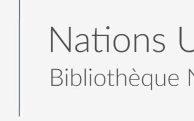 Bibliothèque numérique de l'ONU