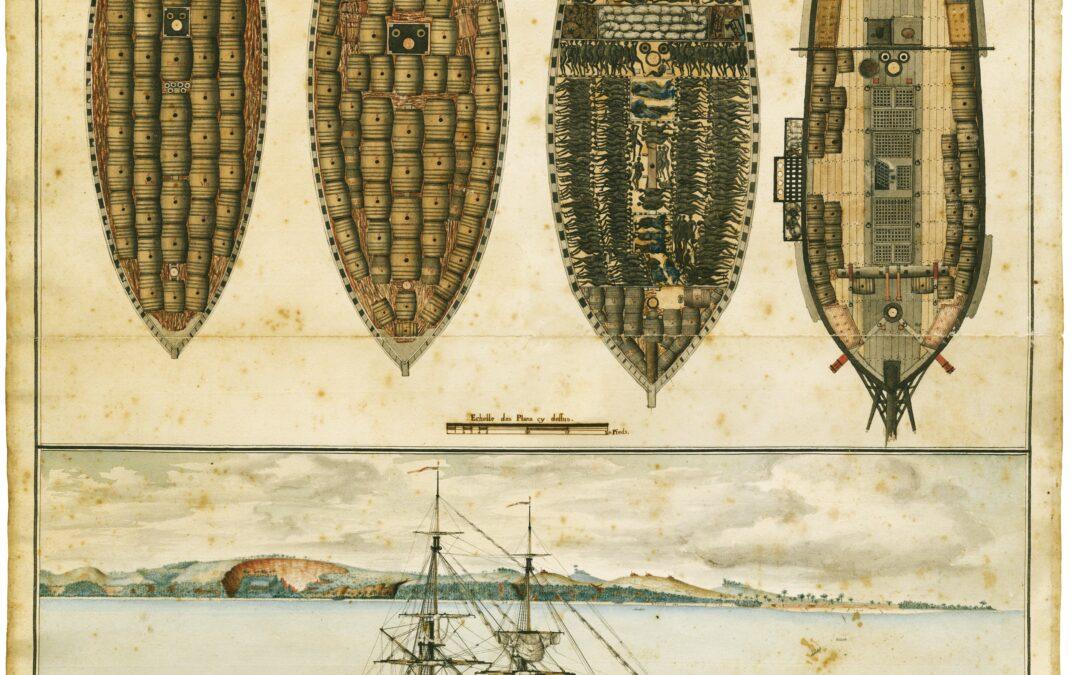 Traite transatlantique des esclaves – Base de données interactive