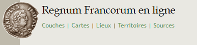 """Carte interactive """"Regnum francorum"""""""
